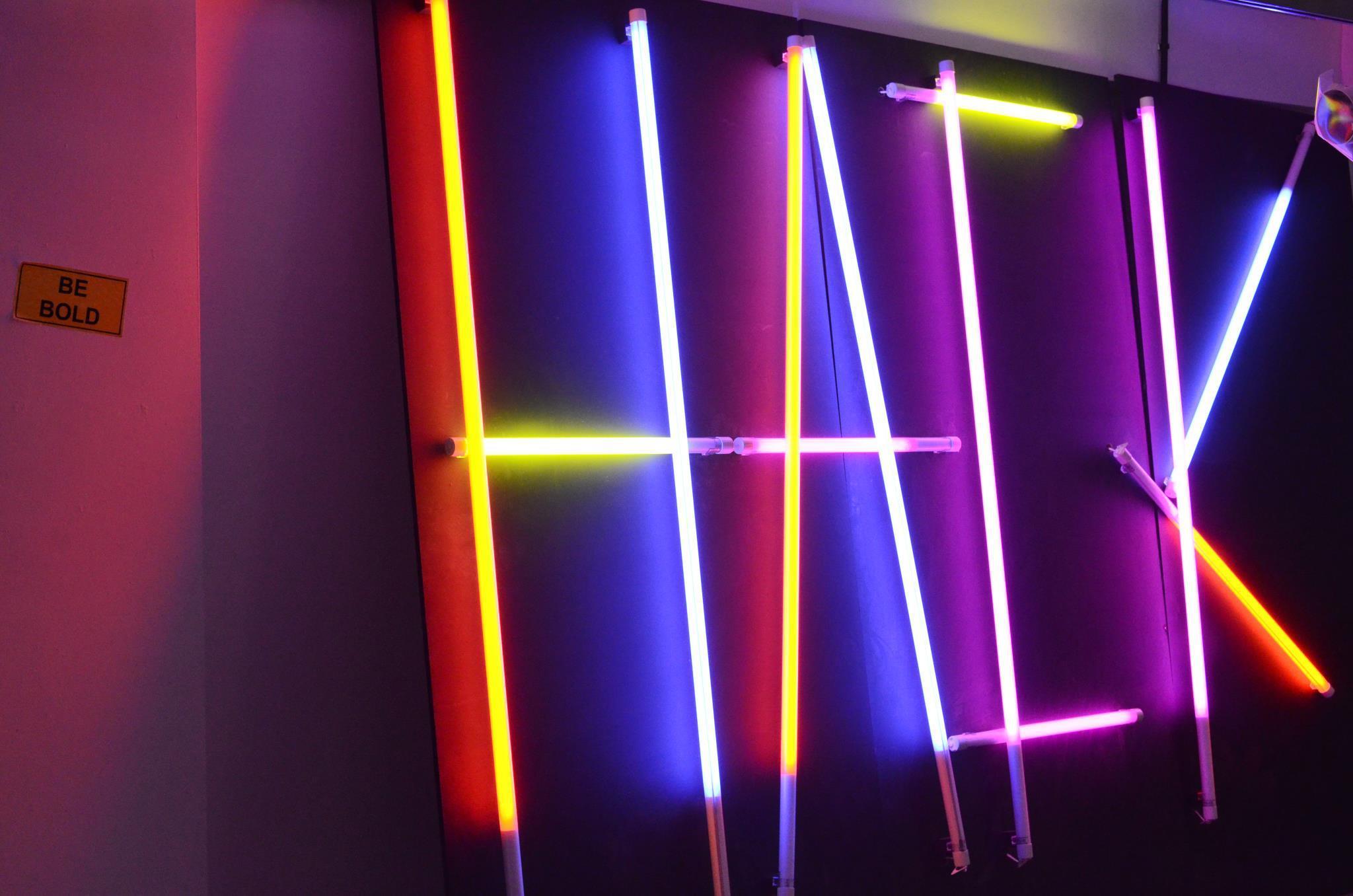 Facebook Hackathon Lights